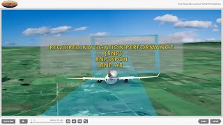 Download Required Navigation Performance Training / RNP #01 RNP APCH, RNP AR (Authorization Required)