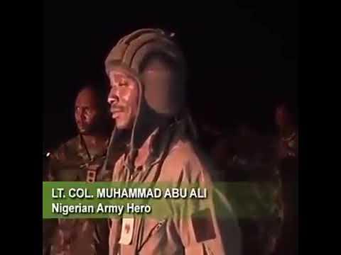Remembering LT. Col. Muhammad Abu Ali