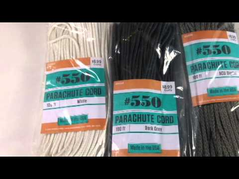 Rock Paracord Hobby Lobby Made In The Usa
