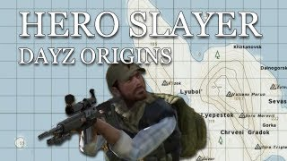 "The Hunter (dayz Origins) Ep. 14 ""hero Slayer"""