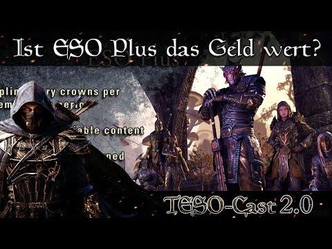 Ist ESO Plus seinen Preis wert? - TESO Cast
