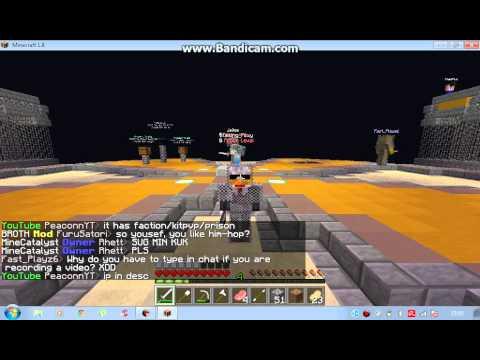 New Minecraft server need staff 1.8