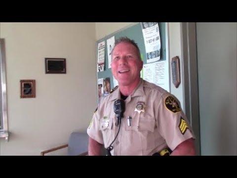 1st Amendment Audit, Los Osos Sheriff's Station