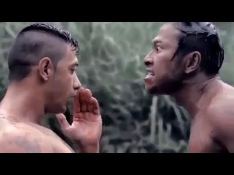 Thailand movie muscle fight