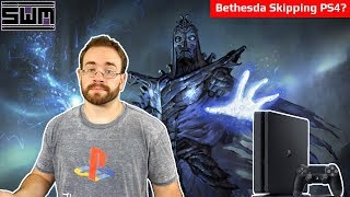 Bethesda Set To Skip The PS4 Due To Cross Play Issues? | News Wave Extra