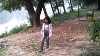 27th November/2012 in Ramna Park, Dhaka  at 6:30am