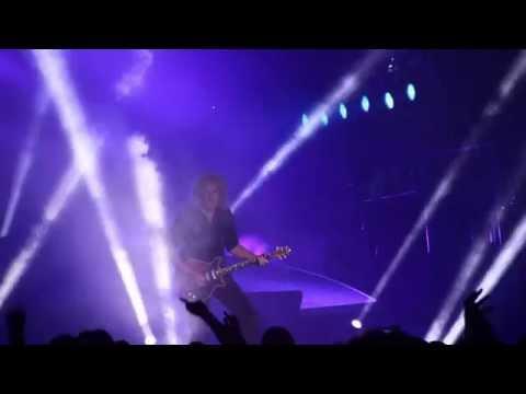 Queen + Adam Lambert - One Vision - 25/09/15 Buenos Aires - Estadio Geba - Video 4K