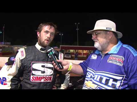 Chevy Super Series Cochran Motor Speedway Top 3 Interviews