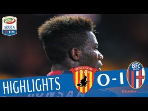 Benevento - Bologna 0-1 - Highlights - Giornata 2 - Serie A TIM 2017/18
