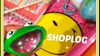 Shoplog Action, Hema, Primark (vakantie en Back to School)