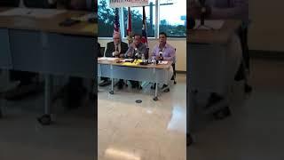 Conferencia en defensa de puertorriqueños en la Florida