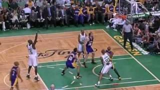 Kevin Garnett: Finally A Champion (2008 Finals Game 6)