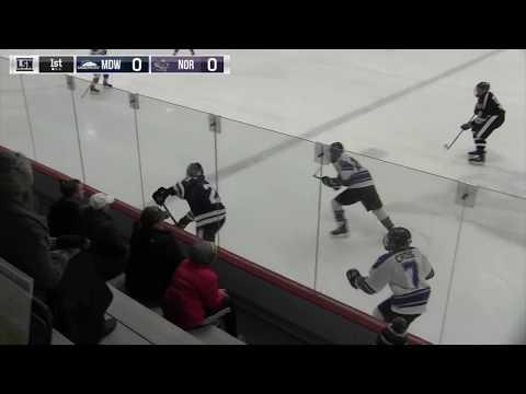 NHS Hockey: Norton Lancers vs. Medway Mustangs