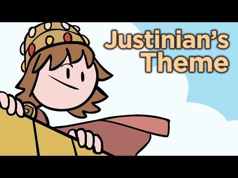 "♫ Justinian & Theodora: ""Monogenes Pais"" - Sean and Dean Kiner - Extra History"
