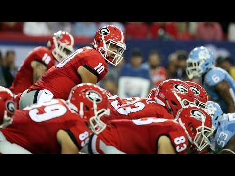 Jacob Eason Shines In Georgia Debut