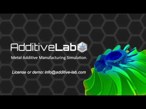 AdditiveLab Software Demo