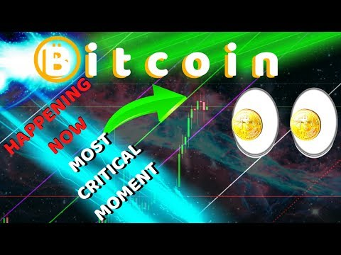 BITCOIN MUST DO THIS - OR ELSE IT'S DUMPAGE!!! THE COUNTDOWN BEGINS TO THIS MEGA MOVE