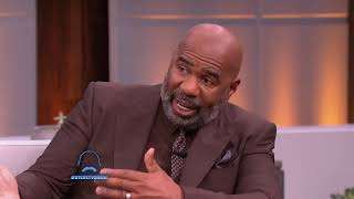 Jeremiah stars on Steve Harvey
