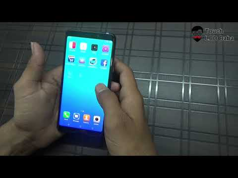Micromax Canvas Infinity HS2 Display Testing Video