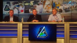 SpaceX SES 10 Post Launch News Conference 1