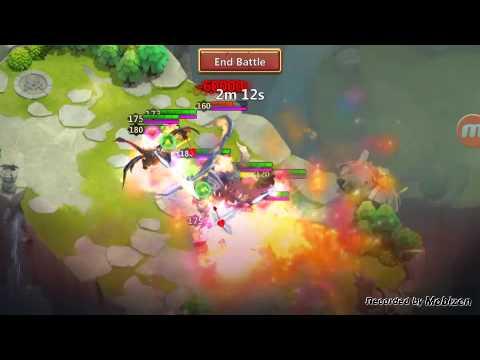 Castle Clash Slow Down
