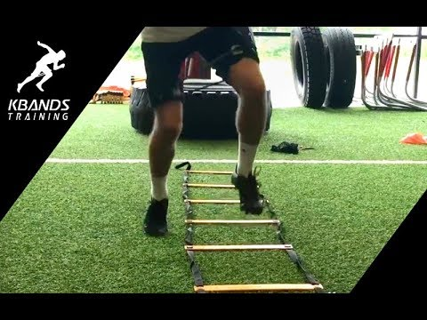 Do Ladder Drills Actually Work | Explosive Running Power | How To Increase Foot Speed