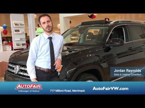 """AutoFair Volkswagen of Nashua - """"Volkswagen Atlas Body and Style"""" (07/2017)"""