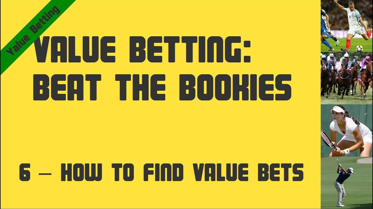 How to spot value in sports betting cloud chaser inc trifecta betting