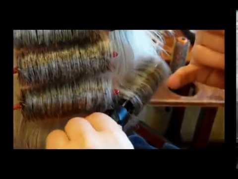 ROLL-UP scovolini speciali per volumizzare i capelli corti