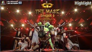 บางระจันวันเพ็ญ - หน้ากากหนอนชาเขียว | THE MASK SINGER 3