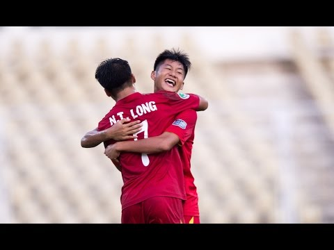 Vietnam vs Kyrgyzstan (AFC U-16 Championship 2016: Group Stage)