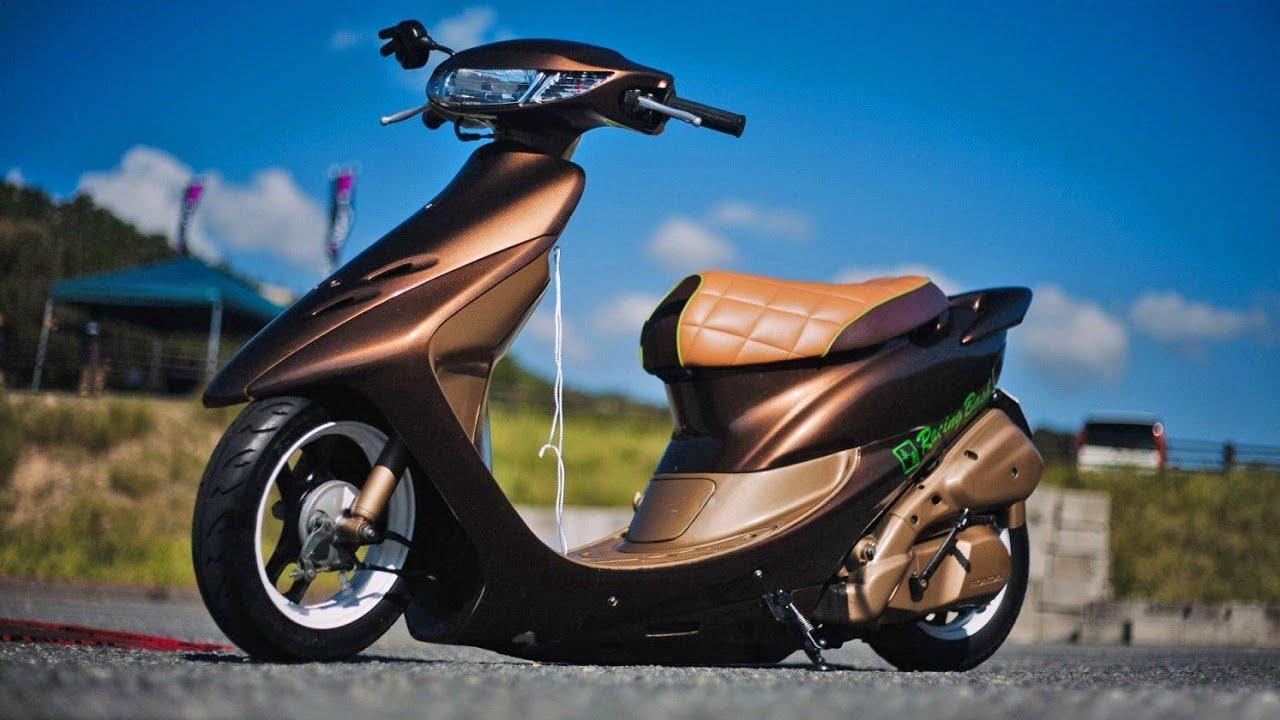 японские скутеры фото это