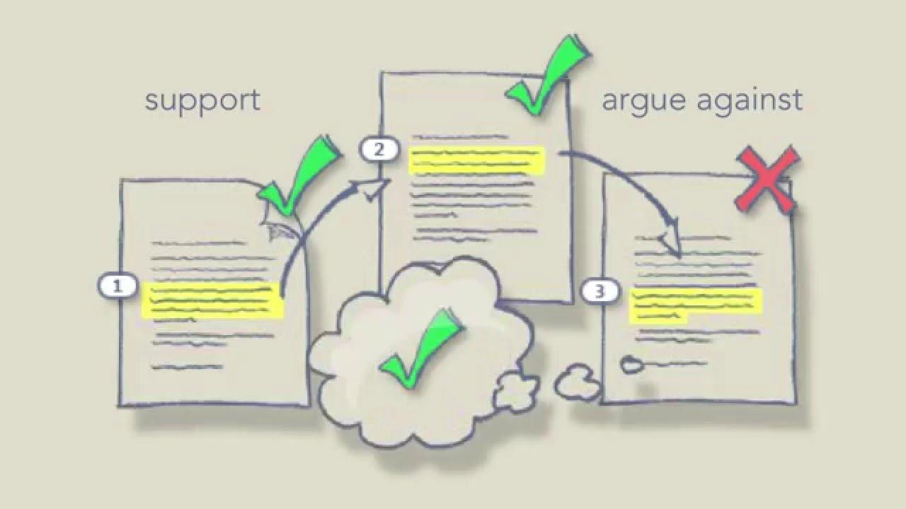 How to Analyze a Document
