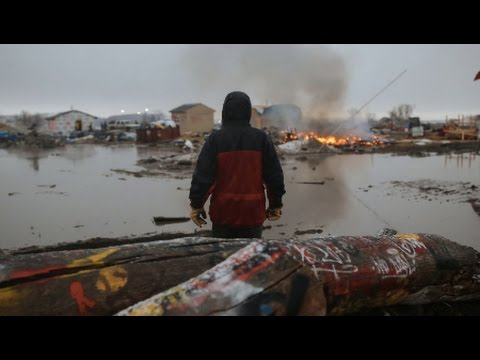 Standing Rock and the Struggle Against Corporate Power