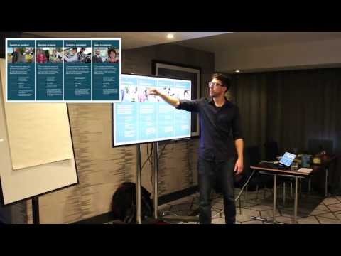 UX At The Sitecore Business User Group - Birmingham, March, 2017