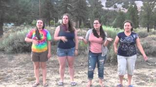 There Was A Great Big Moose: Girl Scout Song With Lyrics