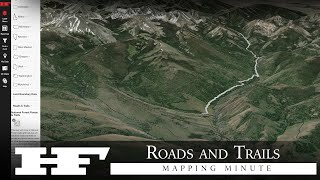 National Forest Roads and Trails | Huntin' Fool 3D Mapping Tools