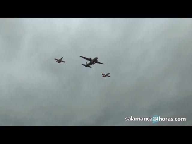 La Base Aérea de Matacán celebra la Virgen de Loreto 2017