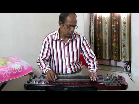 A heart touching bengali melody on Electric Steel Guitar by Achintya Karmakar