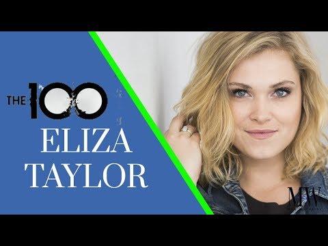 The100   Eliza Taylor: