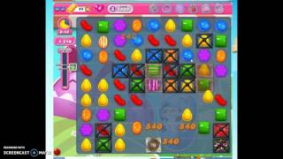 Candy Crush Level 1585 help w/audio tips, hints, tricks