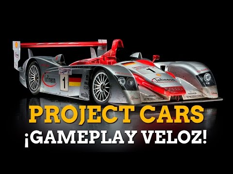 Gameplay de Project CARS