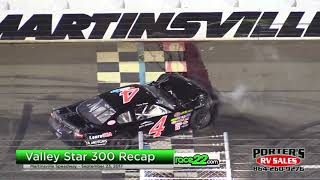 2017 Valley Star Credit Union 300 - Martinsville Speedway - Late Model Race - September 23, 2017