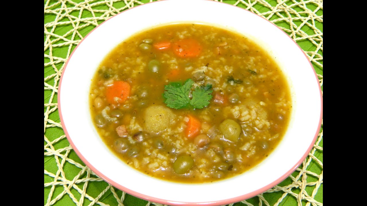 how to make pigeon peas soup