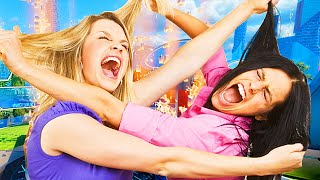 SAVAGE MOMS FIGHT OVER CALL OF DUTY! (COD Funny Moments)