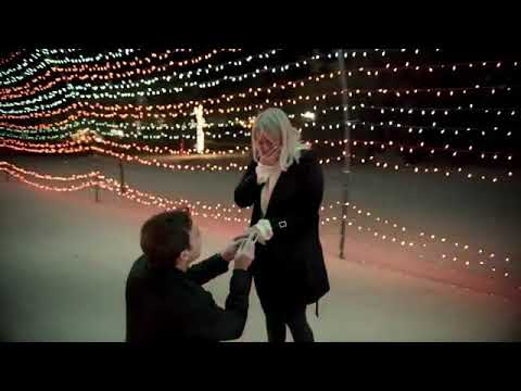 Meghan Trainor and Daryl Sabara's ENGAGEMENT VIDEO!!!