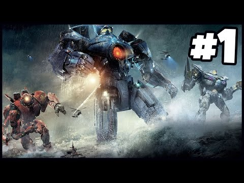 Pacific Rim | Gameplay Part 1 | KAIJU FIGHTING