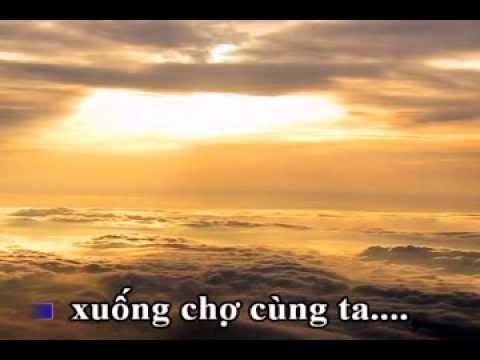 [Karaoke] Phiên Chợ Ngày Xuân [KaraFun]