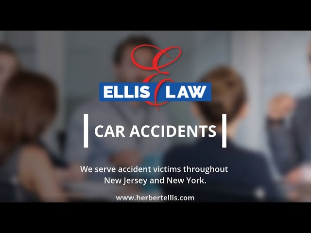 New Jersey Car Accidents Lawyers