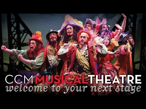 An Introduction to CCM Musical Theatre